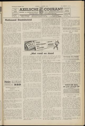 Axelsche Courant 1952-08-09