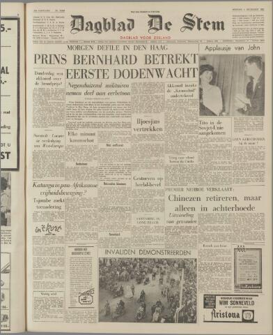 de Stem 1962-12-04