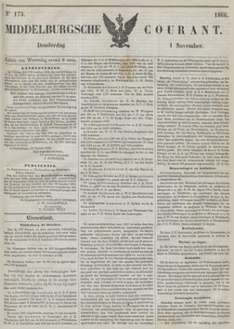 Middelburgsche Courant 1866-11-01