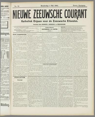 Nieuwe Zeeuwsche Courant 1905-05-04