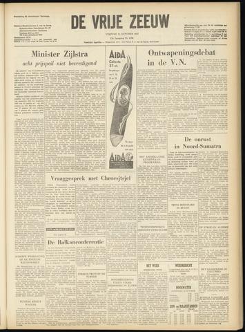 de Vrije Zeeuw 1957-10-11