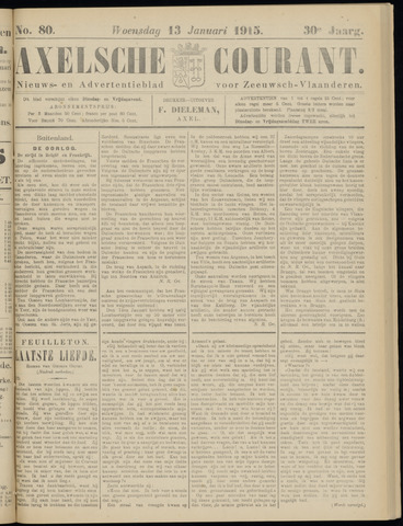 Axelsche Courant 1915-01-13