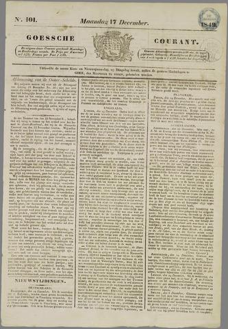 Goessche Courant 1849-12-17