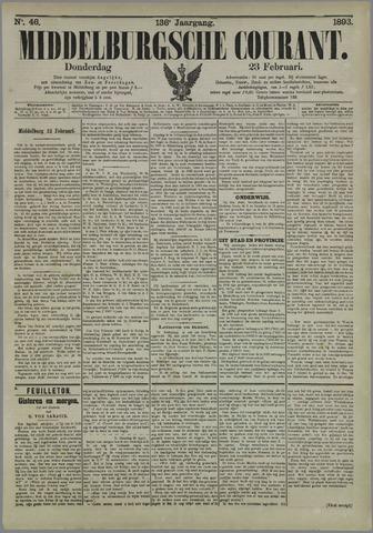 Middelburgsche Courant 1893-02-23