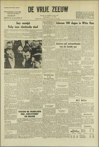 de Vrije Zeeuw 1964-03-16