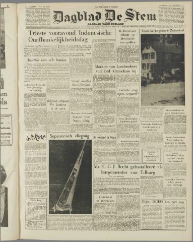 de Stem 1957-08-17