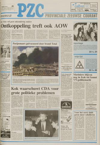 Provinciale Zeeuwse Courant 1991-06-15