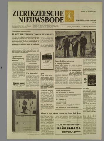 Zierikzeesche Nieuwsbode 1973-11-23