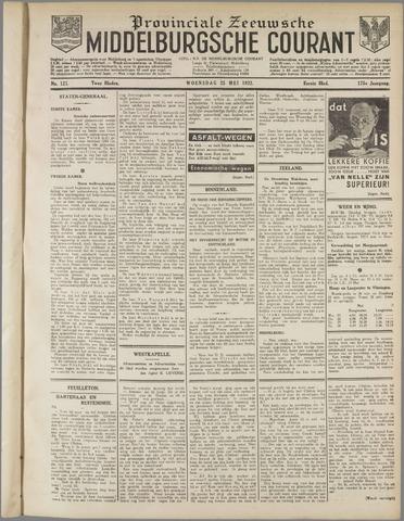 Middelburgsche Courant 1932-05-25