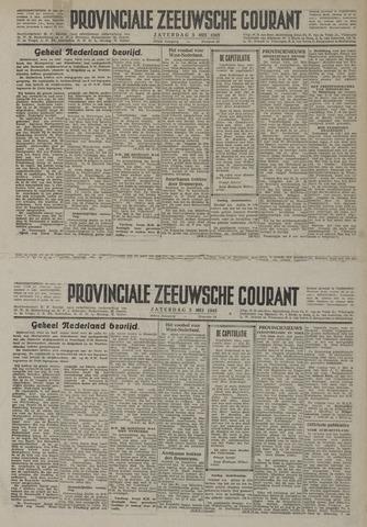 Provinciale Zeeuwse Courant 1945-05-05