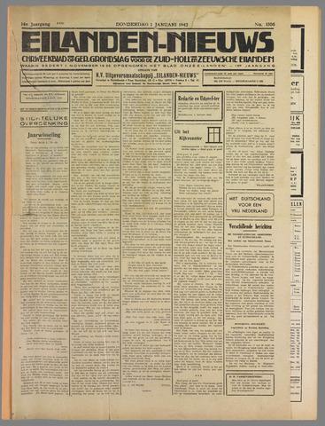 Eilanden-nieuws. Christelijk streekblad op gereformeerde grondslag 1942