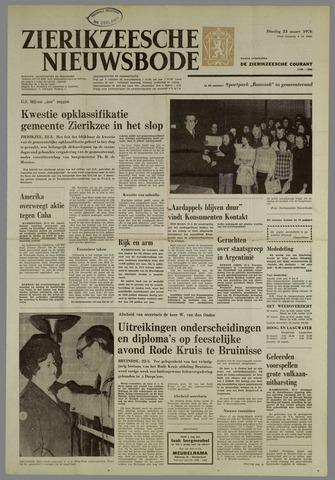 Zierikzeesche Nieuwsbode 1976-03-23