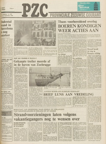 Provinciale Zeeuwse Courant 1974-09-06