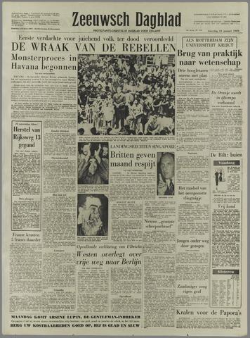 Zeeuwsch Dagblad 1959-01-24