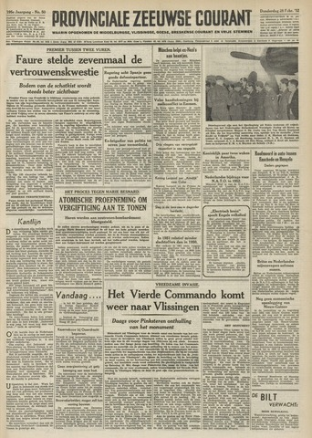 Provinciale Zeeuwse Courant 1952-02-28