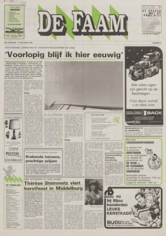 de Faam en de Faam/de Vlissinger 1988-12-21