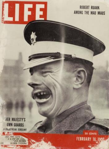 Watersnood documentatie 1953 - tijdschriften 1953-02-16