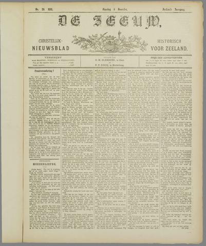 De Zeeuw. Christelijk-historisch nieuwsblad voor Zeeland 1898-12-06