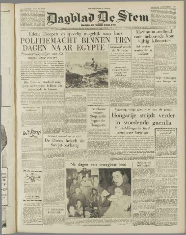 de Stem 1956-11-10