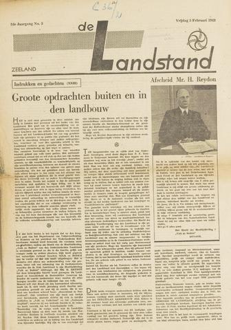 De landstand in Zeeland, geïllustreerd weekblad. 1943-02-05