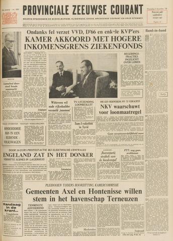 Provinciale Zeeuwse Courant 1970-12-09