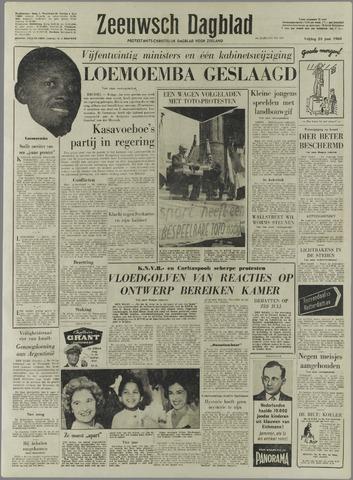 Zeeuwsch Dagblad 1960-06-24