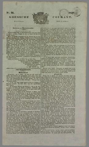 Goessche Courant 1837-04-17