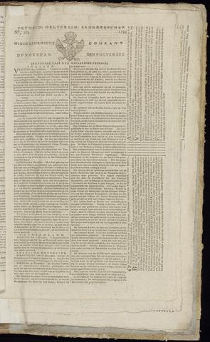 Middelburgsche Courant 1799-11-28