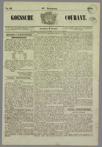 Goessche Courant 1854-03-06