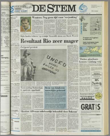 de Stem 1992-06-15