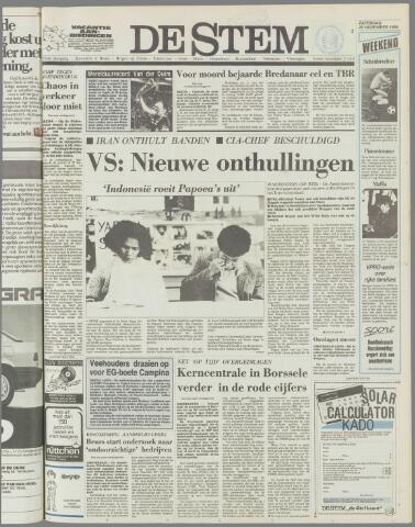 de Stem 1986-11-29