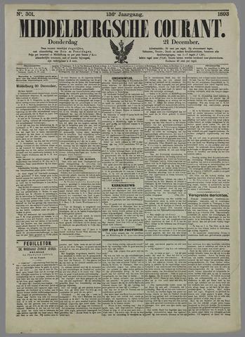 Middelburgsche Courant 1893-12-21