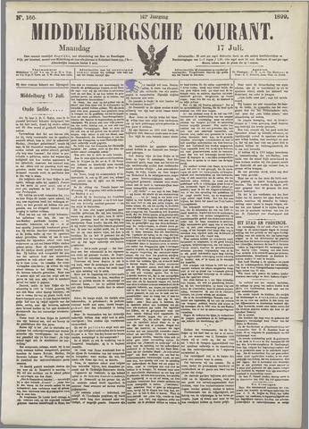 Middelburgsche Courant 1899-07-17