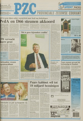 Provinciale Zeeuwse Courant 1994-08-13