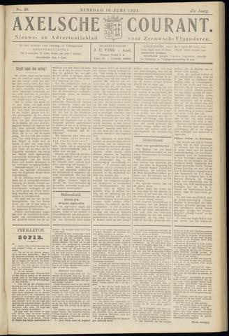 Axelsche Courant 1931-06-16