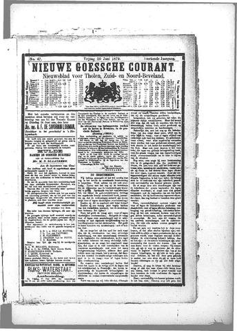 Nieuwe Goessche Courant 1879-06-20