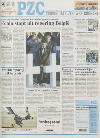 Provinciale Zeeuwse Courant 2003-05-05