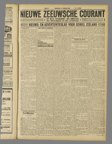 Nieuwe Zeeuwsche Courant 1929-02-28