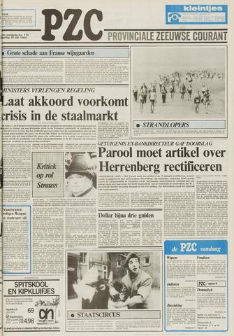 Provinciale Zeeuwse Courant 1983-07-26