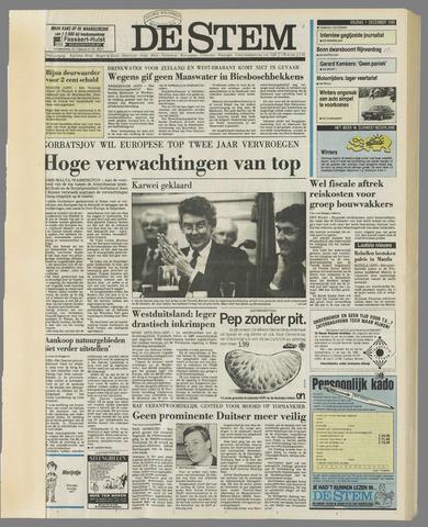 de Stem 1989-12-01