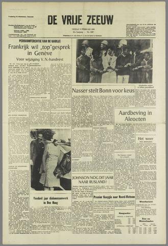 de Vrije Zeeuw 1965-02-05