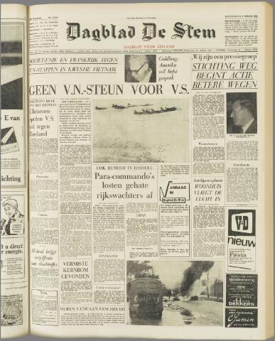 de Stem 1966-02-02
