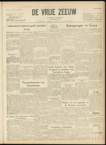 de Vrije Zeeuw 1957-03-14