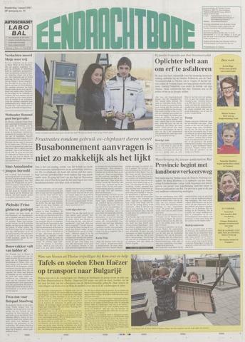 Eendrachtbode (1945-heden)/Mededeelingenblad voor het eiland Tholen (1944/45) 2012-03-01