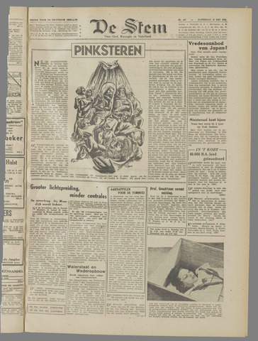de Stem 1945-05-19