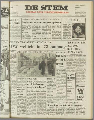 de Stem 1972-04-13