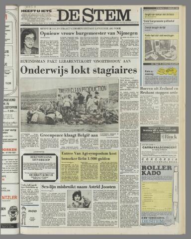 de Stem 1990-02-21