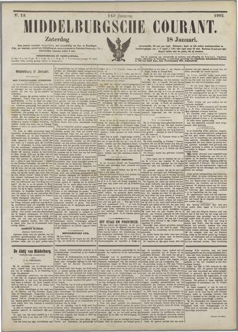 Middelburgsche Courant 1902-01-18
