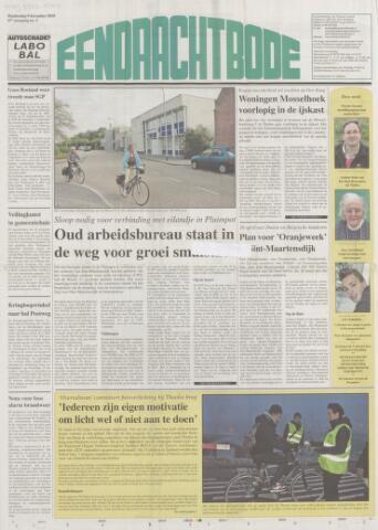 Eendrachtbode (1945-heden)/Mededeelingenblad voor het eiland Tholen (1944/45) 2010-12-09