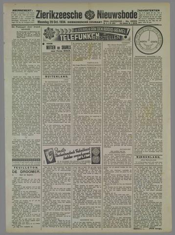 Zierikzeesche Nieuwsbode 1934-10-29